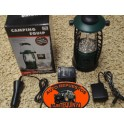 LINTERNA CAMPING RECARGABLE 6+12LED